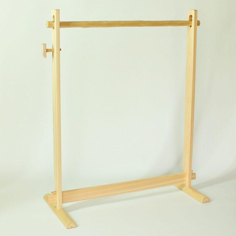hanger rack low